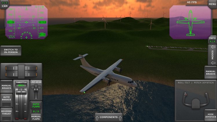 Turboprop Flight Simulator screenshot-7