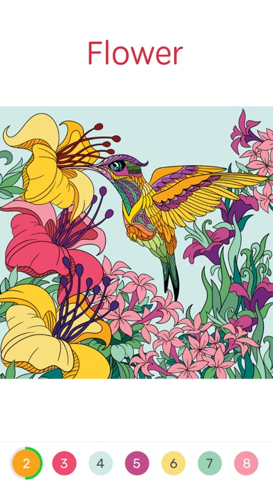 download Paint By Number: Coloring Book apps 0