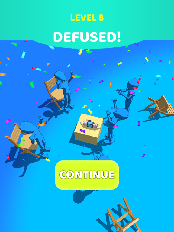 Bomb Defuse 3D - Puzzle from B screenshot 12