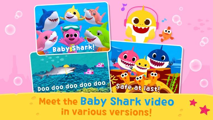 Pinkfong Baby Shark screenshot-0