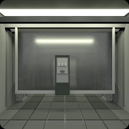 Room escape in voxels