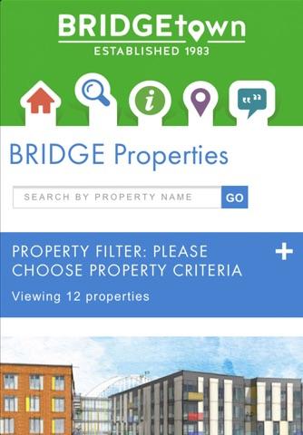 Screenshot of BRIDGEtown