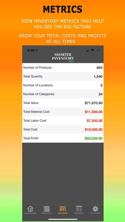 Smarter Inventory screenshot-4