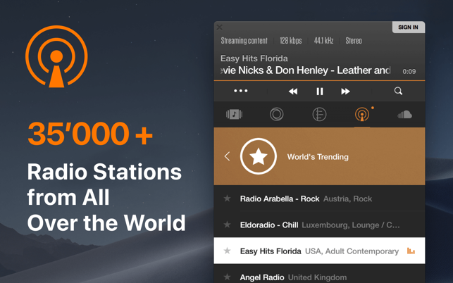 ‎VOX: MP3 & FLAC Music Player Screenshot