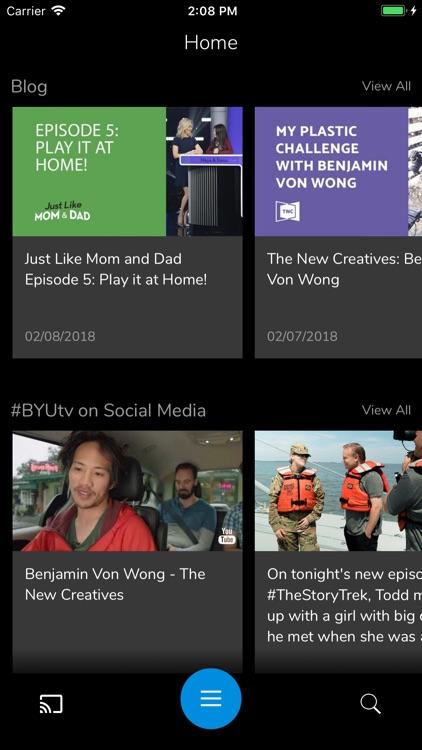 BYUtv screenshot-3
