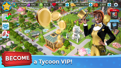 Download RollerCoaster Tycoon® Touch™ for Pc