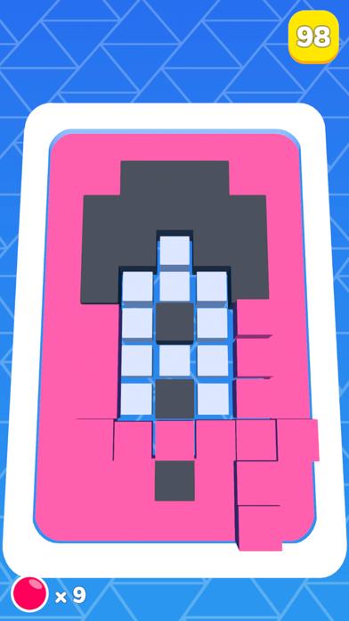 Color Cross - Balls screenshot 1