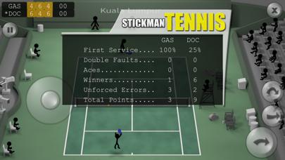 Stickman Tennisのおすすめ画像5