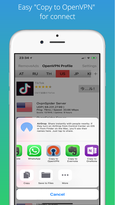 Download Best VPN Proxy OvpnSpider for Android