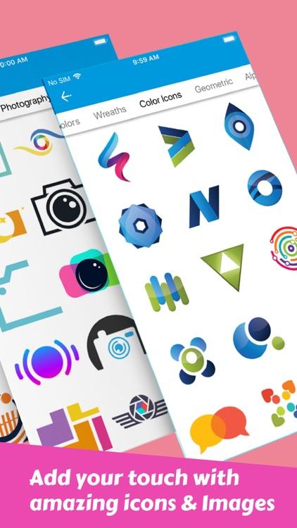 SALT Logo Maker & Logo Design screenshot-4
