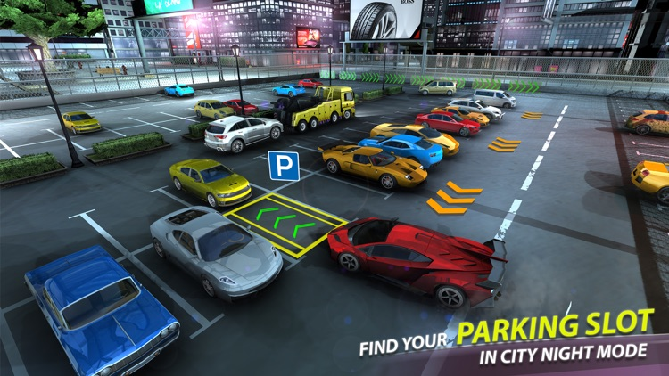 Car Driving School Modern City screenshot-3
