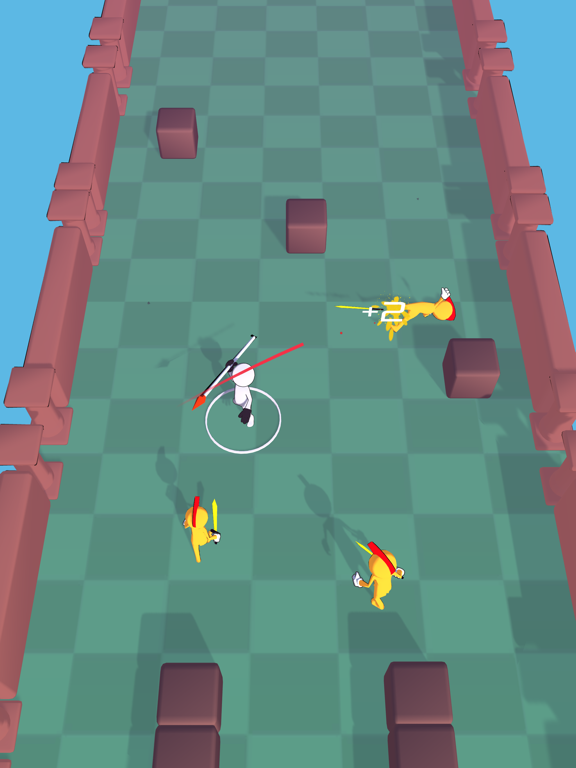Super Spear screenshot 1