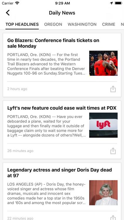 KOIN 6 News - Portland News