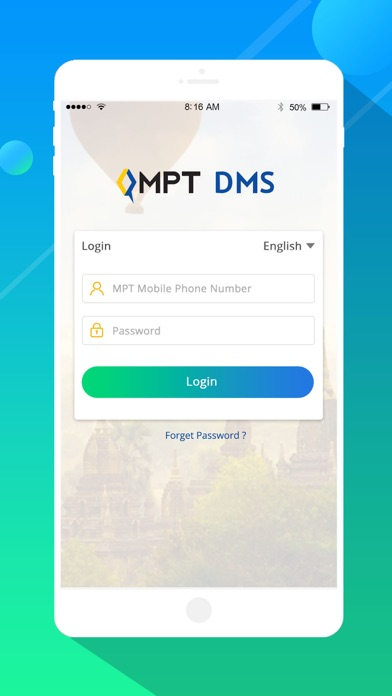 MPT DMS by MPT (iOS, United States) - SearchMan App Data