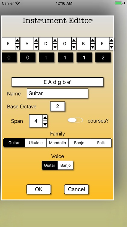 Chord Calculus Lite screenshot-8