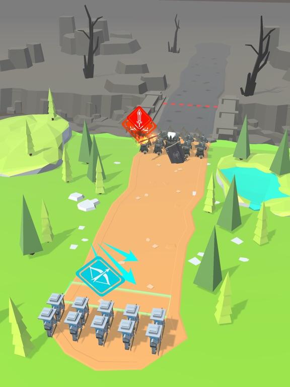Archery Battle 3D screenshot 5