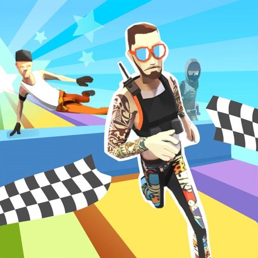 Parkour Race 3D