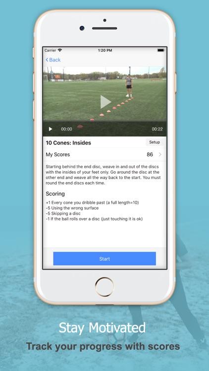 Techne Futbol screenshot-4
