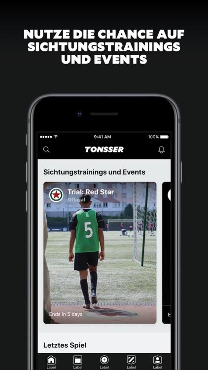 Tonsser Fußball screenshot-5