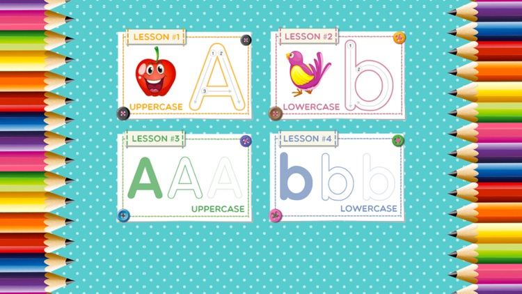 ABC My First Words Workbook