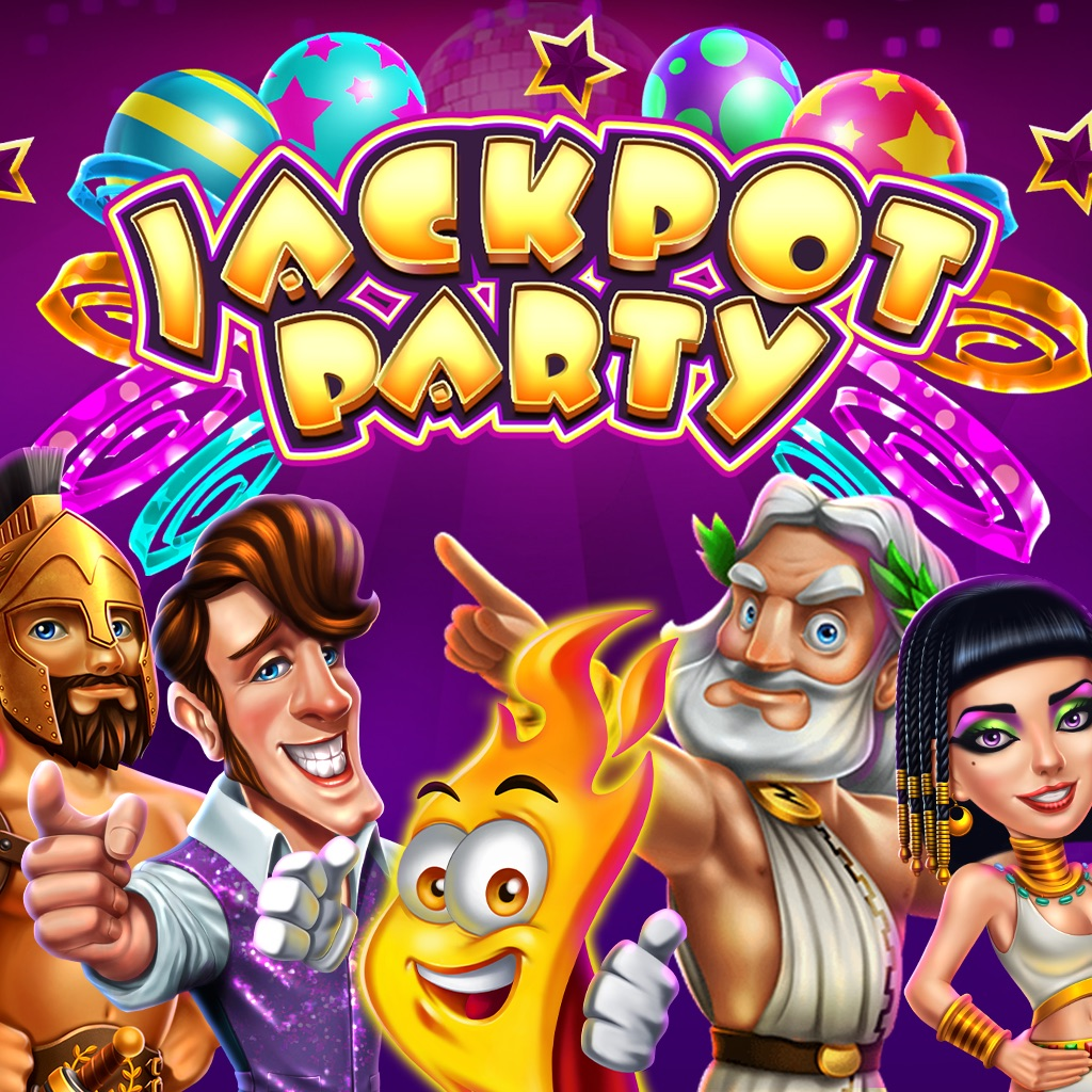 Jackpot Party - Casino Games