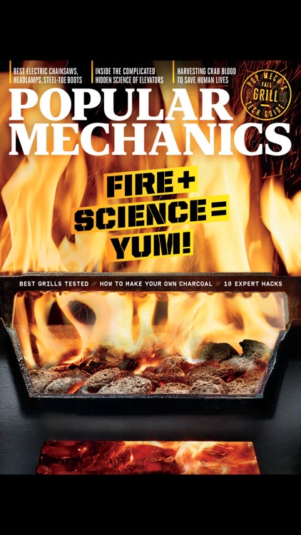 Popular Mechanics Magazine US screenshot-0