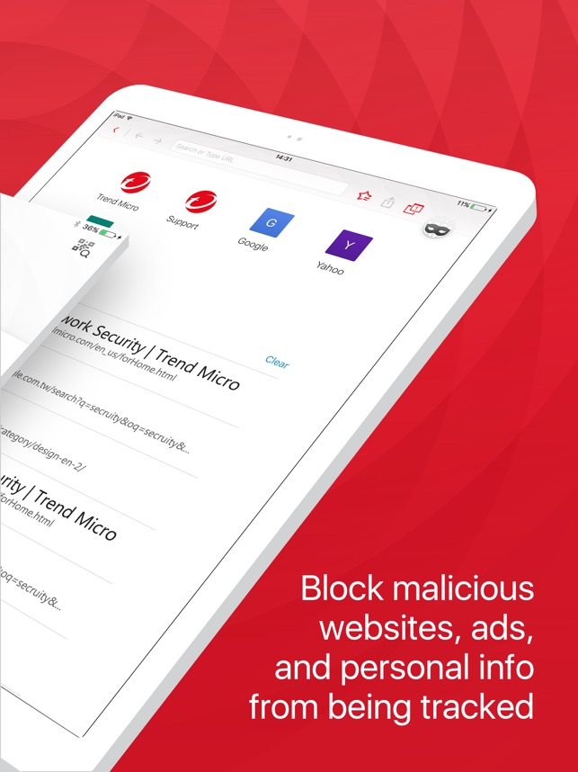 Trend Micro Mobile Security on the App Store