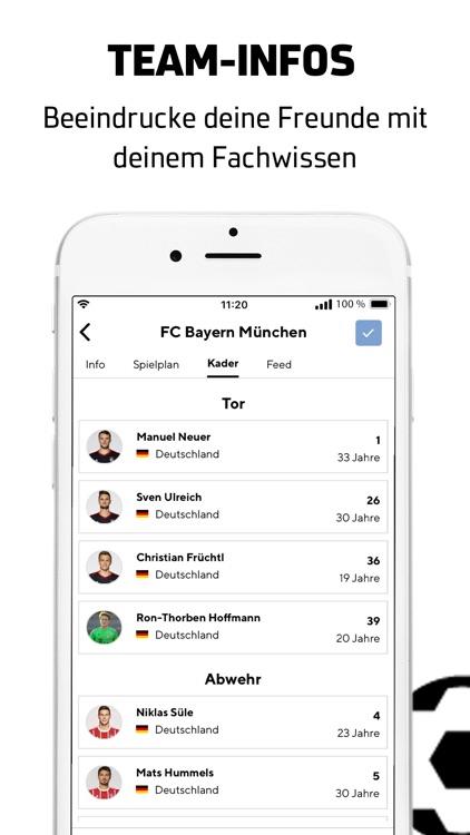 iM Football - 100% Fussball screenshot-6