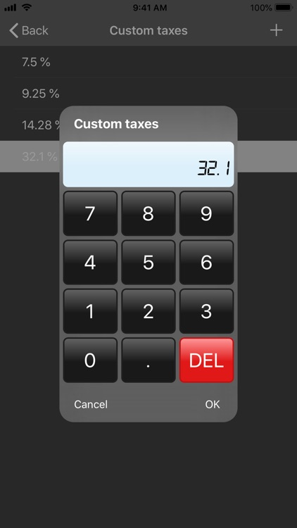 VAT_Calculator screenshot-4