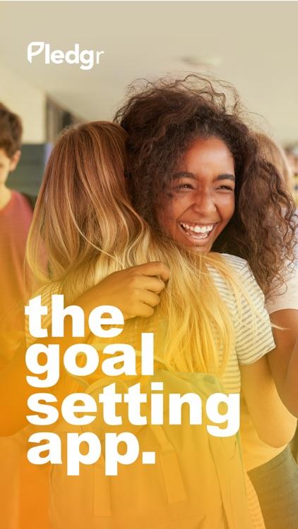 Pledgr - Set and achieve goals