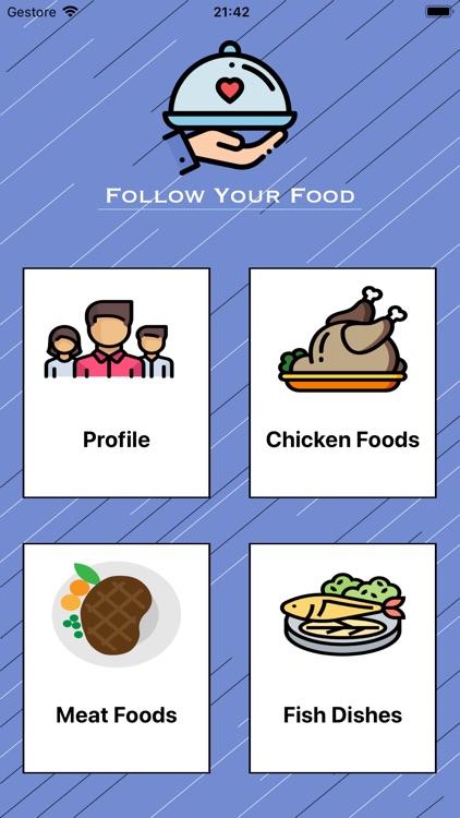 Follow Your Food