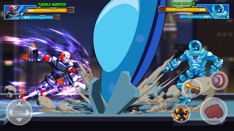 Robot Super: Boxing Games screenshot-3