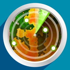 ‎PocketRadar - my weather radar