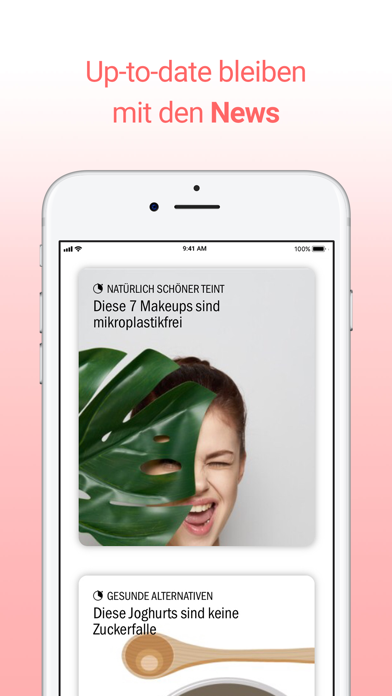 Screenshot for CodeCheck: Ernährung, Kosmetik in Germany App Store