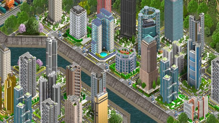 Simulation City® screenshot-3