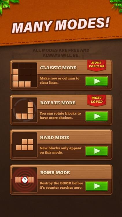 Fill Wooden Block Puzzle 8x8 screenshot-9