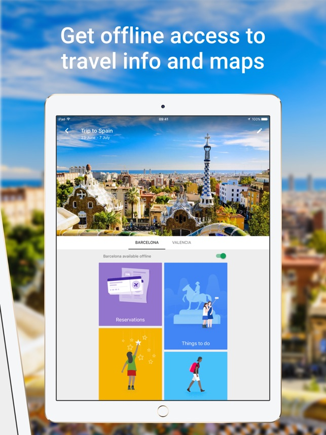 Google Trips – Plan Your Trip on the App Store