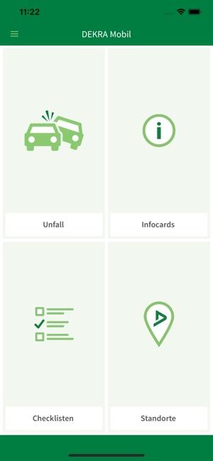 Dekra Mobil Im App Store