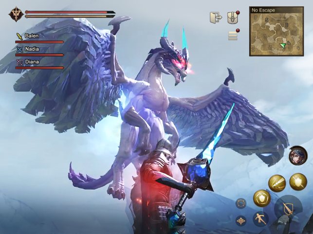 ‎Rangers of Oblivion Screenshot