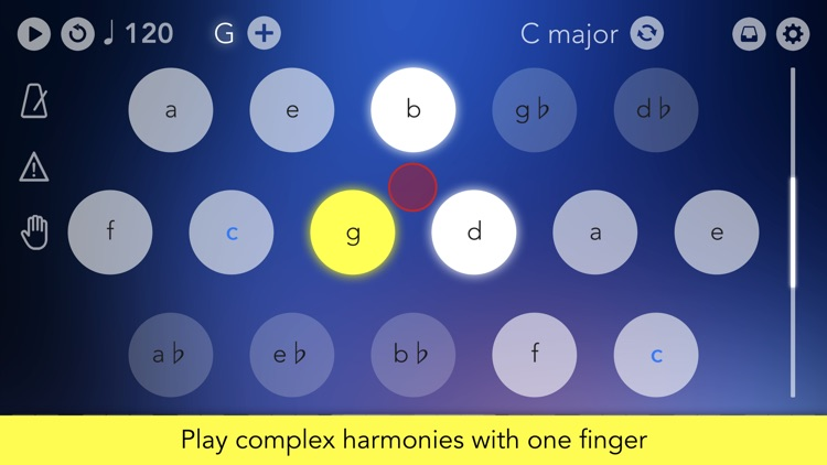 Navichord Lite chord sequencer screenshot-0