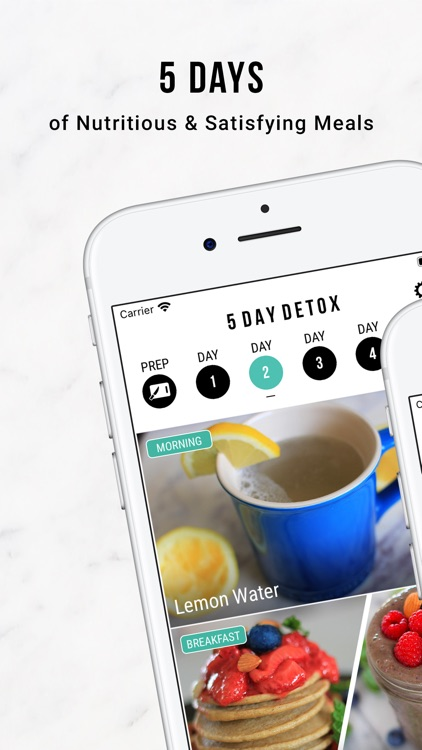 5 Day Detox by Nikki Sharp