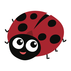 Cute Bugs Stickers