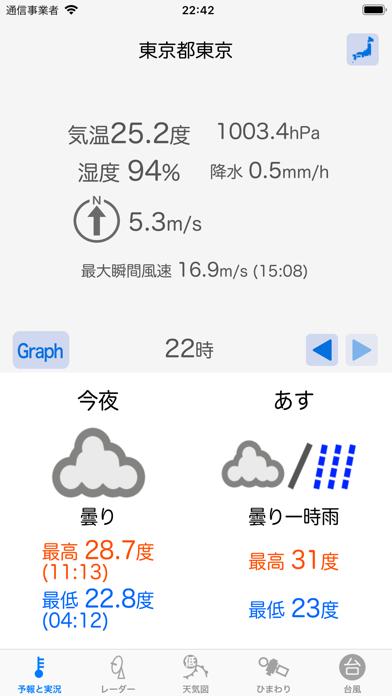気象 ScreenShot0