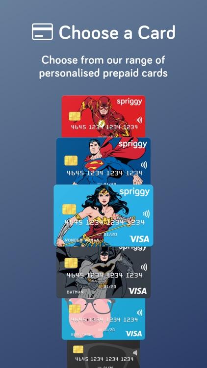 Spriggy Pocket Money screenshot-7