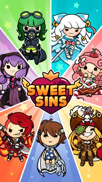 Sweet Sins: Kawaii Run