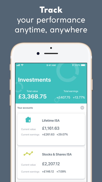 Moneybox - Save and Invest screenshot-3
