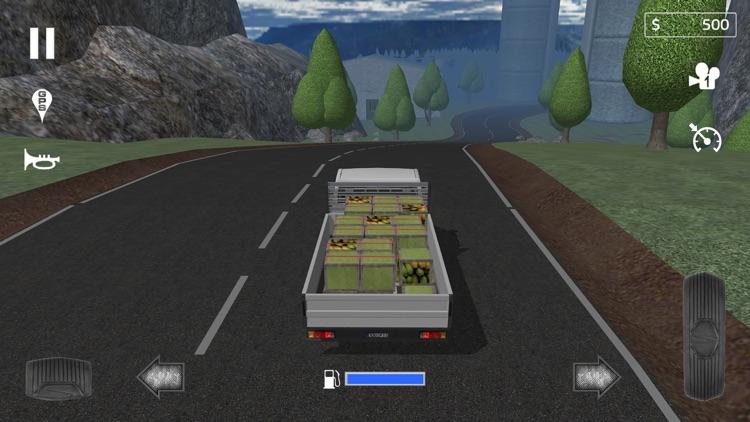 Cargo Transport Simulator screenshot-4