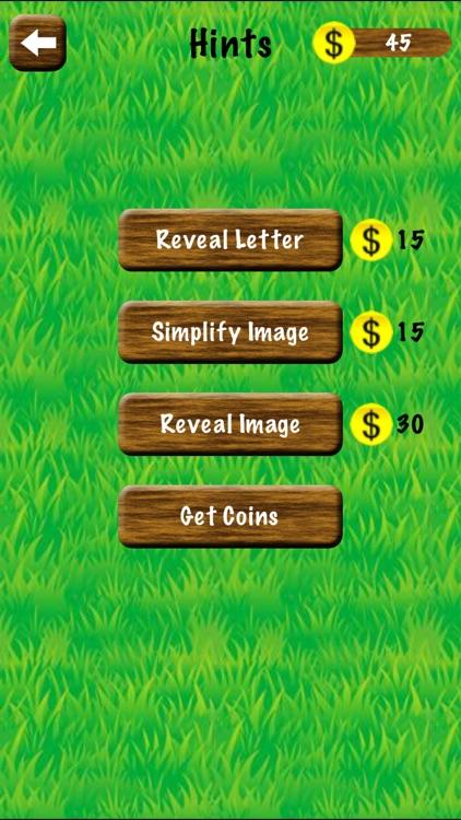 Name The Animal - A Word Game screenshot-3