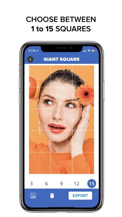 Giant Square PRO - Grids+ screenshot-6