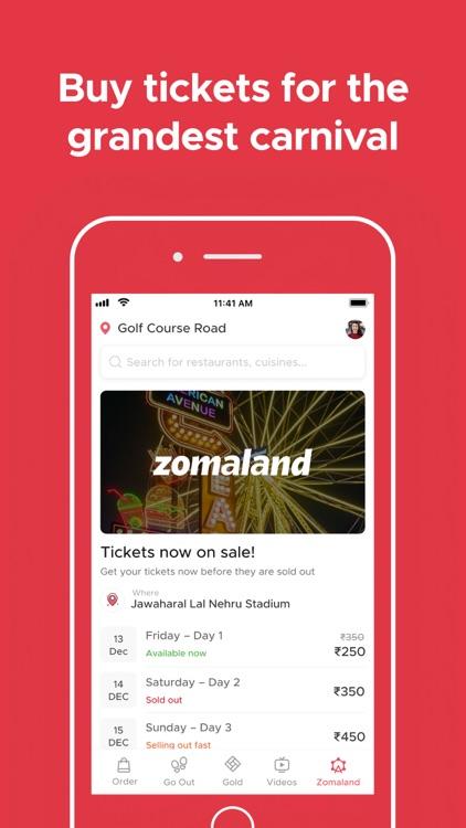 Zomato - Food & Restaurants screenshot-8